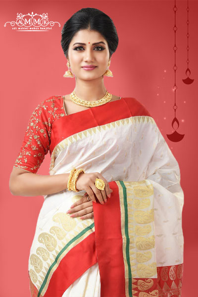 Korial Silk Saree