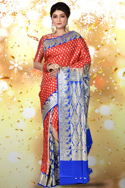 ddcdebe1cb New Year Saree Collections for 2019