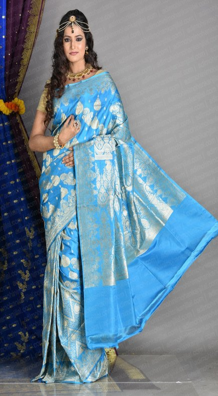 Latest Reception Sarees For Indian Women